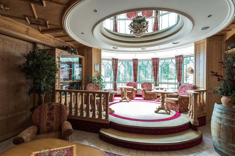Single wellness hotel tirol